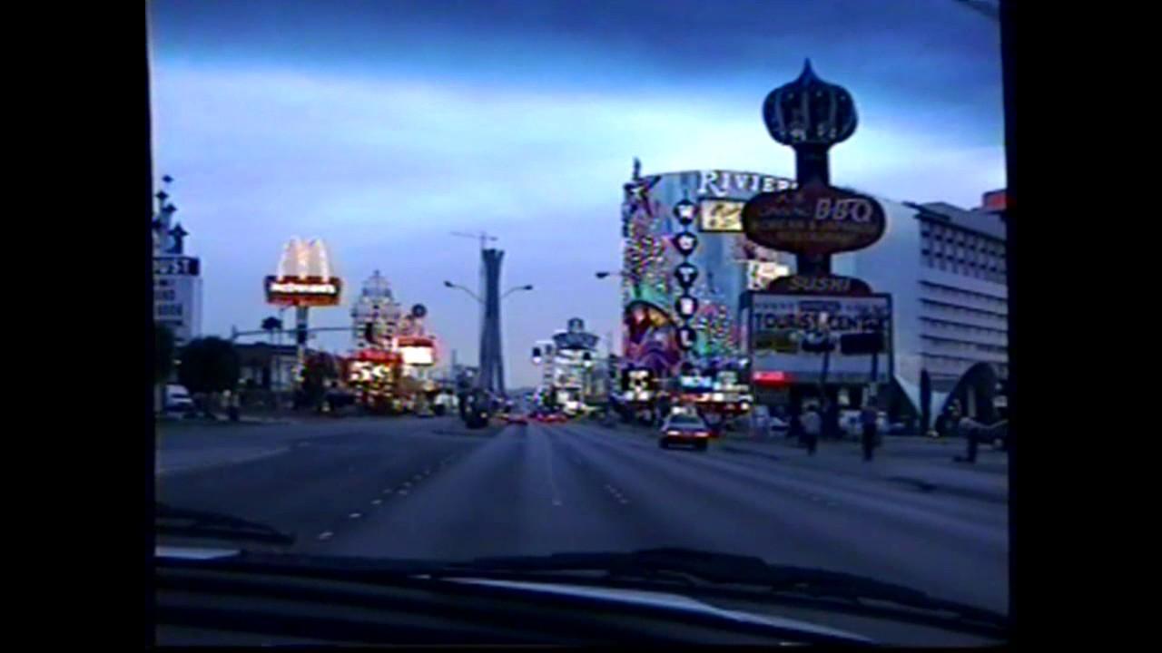 Las Vegas 94 >> Drive Up The Las Vegas Strip April 1994