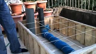 Cheap Rooftop Vegetable Garden