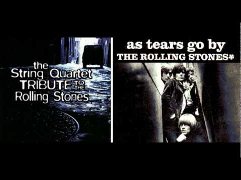 The Rolling Stones & Vitamin String Quartet - As Tears Go By