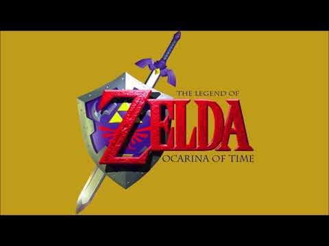 Forest Temple - The Legend Of Zelda: Ocarina Of Time