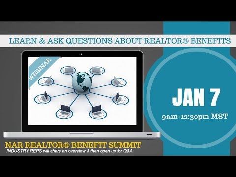 NAR Benefit Summit MVP, Library .REALTOR 1.7.15