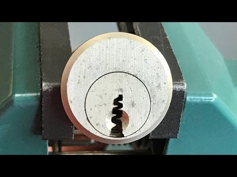 Взлом отмычками EVVA GPI   [486] EVVA GPI