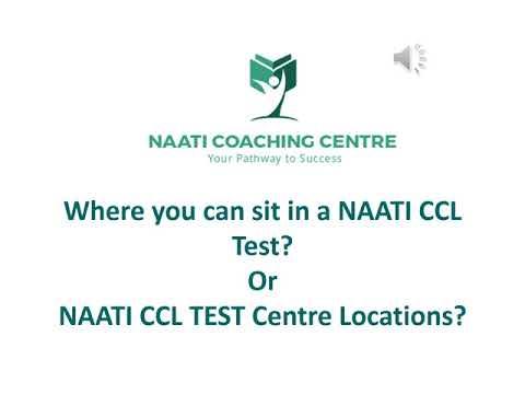 NAATI CCL Punjabi and Hindi Information