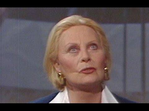 Michèle Morgan et les jeunes (1985)