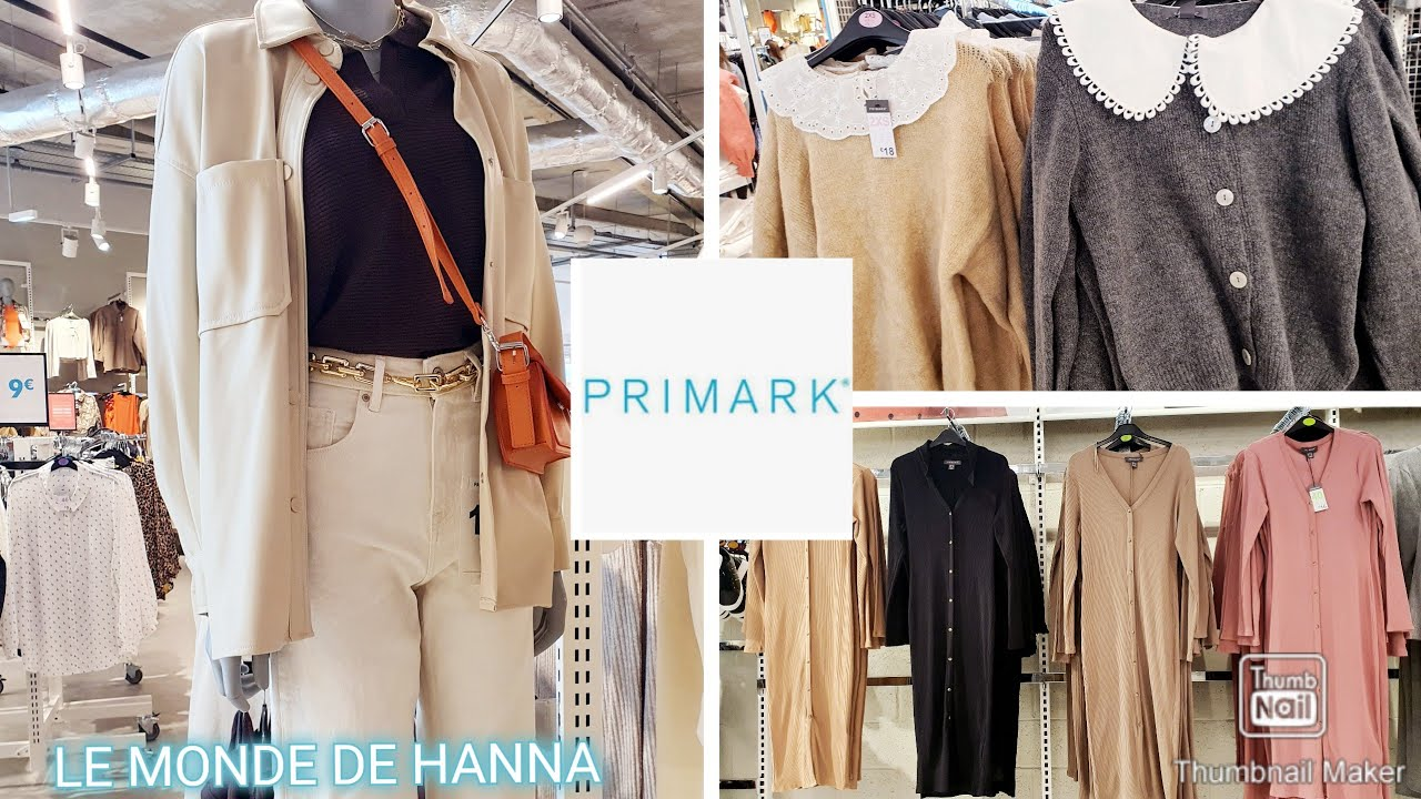 Download PRIMARK 27-09 NOUVELLE COLLECTION FEMME