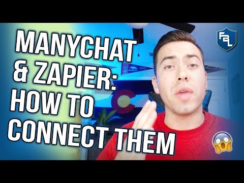 ManyChat & Zapier: How To Connect Them And Get Emails To
