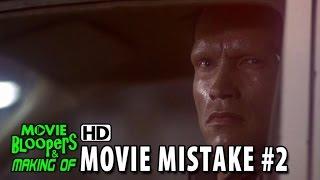 The Terminator (1984) movie mistake #2