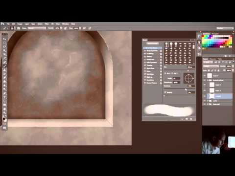 Academy of Art University Texturing Workshop w/ Jamin Shoulet (Part 1) | School of Game Design