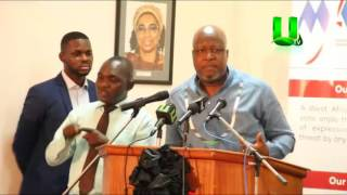 Its Shameful To Charge Journalists For Election Coverage - Kwame Sefa Kayi  Tells EC