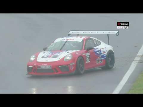Watkins Glen 2017 Porsche GT3 Cup Challenge USA by Yokohama