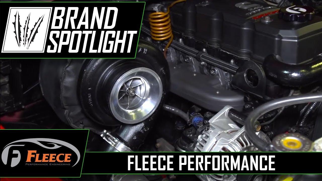 Fleece   LB7-63   63mm Billet Cheetah Turbocharger for 01-04