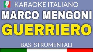 MARCO MENGONI - GUERRIERO - KARAOKE 2014