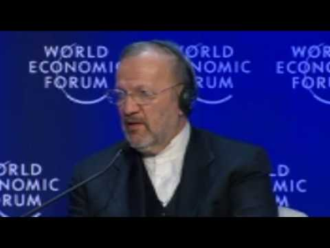 Davos Annual Meeting 2009 - The Middle East: Owning Its Challenges