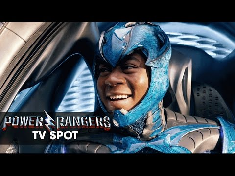 """Power Rangers (2017 Movie) Official TV Spot – """"Let's Play"""""""