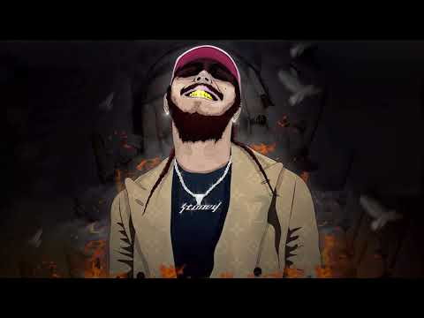 "(FREE) Post Malone Type Beat - ""Rockstar"" | WITH HOOK I Free Type Beat I Rap/Trap Instrumental"