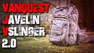 Vanquest Javelin VSinger 2.0 - Review Test Outdoortest EDC (Deutsch/German)