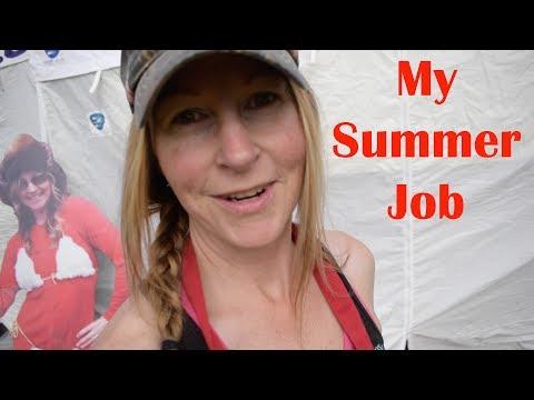 My Alaska Summer Job- Work a Little, Play a LOT!