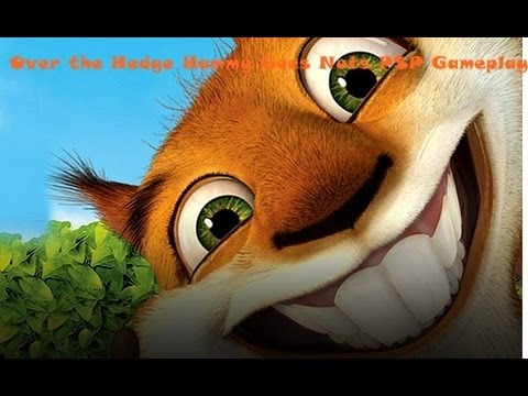 Over The Hedge Squirrel