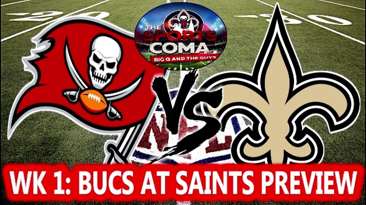 Live Blog: Saints vs Bucs