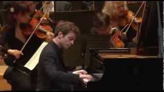David Kadouch/Mendelssohn Piano Concerto No. 1 op.25 / Encore