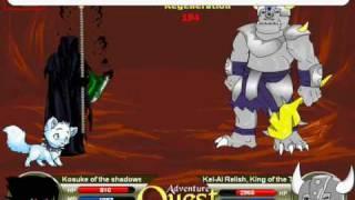 [battleon]kel-al Relish,the King Of Trolls