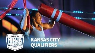 Meagan Martin at 2015 Kansas City Qualifiers | American Ninja Warrior