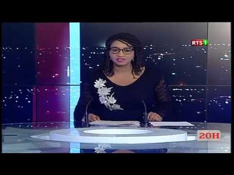 JT Officiel 20H de la RTS1 du dimanche 23 juil. 2017