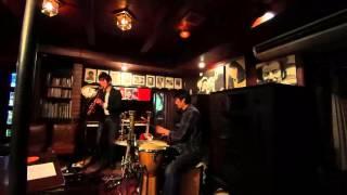 Takashi Itani & Reikan Kobayashi LIVE@The Jazz Cafe Chigusa