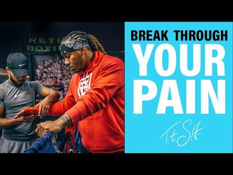 Break Through Your Pain | Trent Shelton