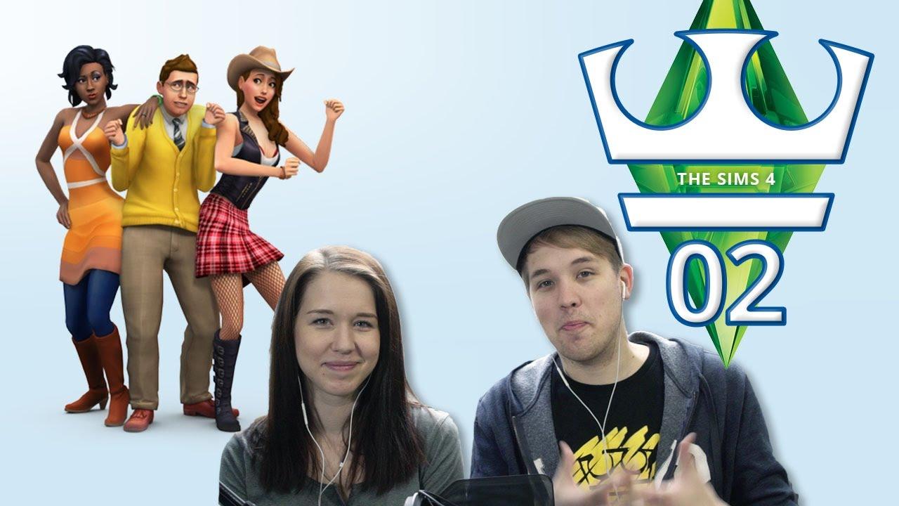 Chcete hra hru The Sims 4?