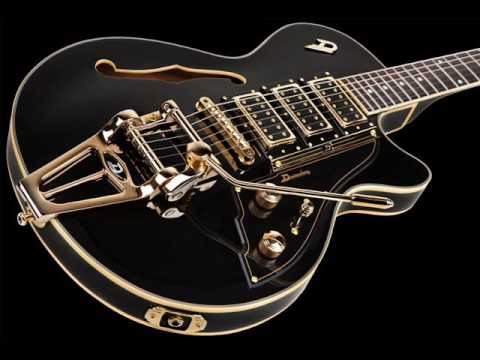 Hard blues backing track in E in the style of ZZ Hendrix Bonamassa