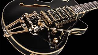 Hard blues backing track in E in the style of ZZ Hendrix Bonam…