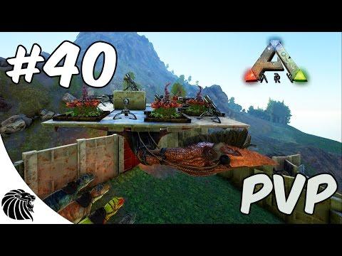 Ark Survival Evolved  -  Quetzal Armado 40 PVP