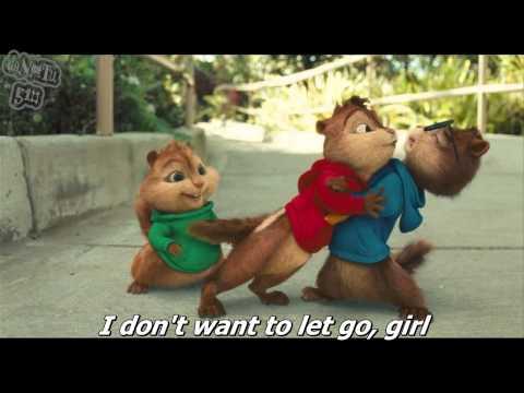 No Promises - Shayne Ward version Chipmunks [funny voice - eng sub]