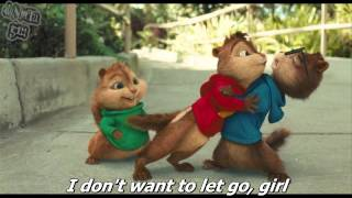 No Promises - Shayne Ward version Chipmunks [funny voice - eng sub]