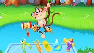 Game Vui Cho Bé – Làm Bác Sĩ Cứu Chữa Cho Thú Rừng Phần 2