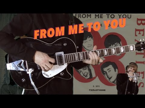 From Me To You - Backing Track for all parts - The Beatles