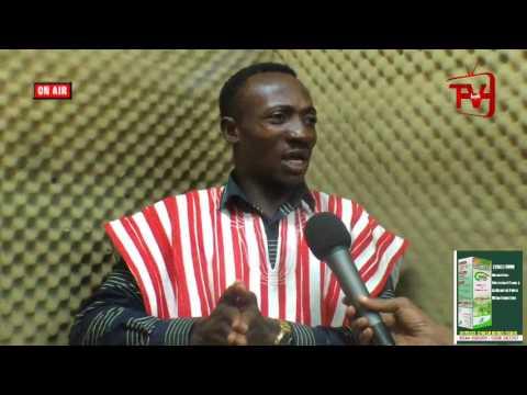 Salinko speaks on Political Ambition