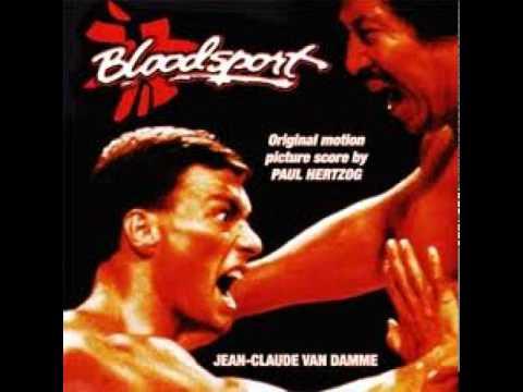 bloodsport original soundtrack Steal the Night Michael Bishop Jean Claude Van Damme!