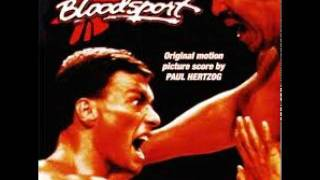 Steal the Night Michael Bishop Bloodsport Original Soundtrack Jean Claude Van Damme!