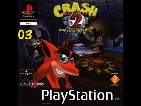 Let's Play Crash Bandicoot 2: Cortex Strikes Back 03: Dancing On Ice!