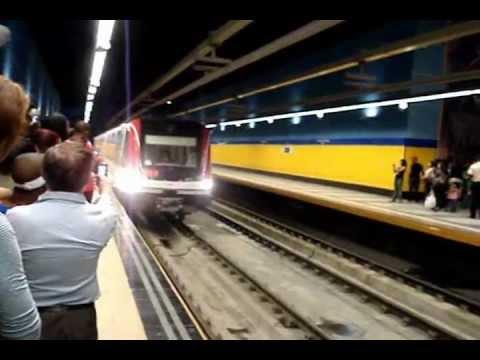 Metro de Santo Domingo - parte 1 de 3