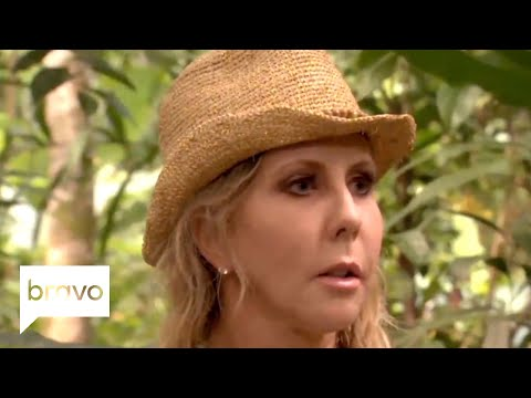 RHOC Vicki Gunvalson's Iconic Vacations | Throw Back Bravo | Bravo