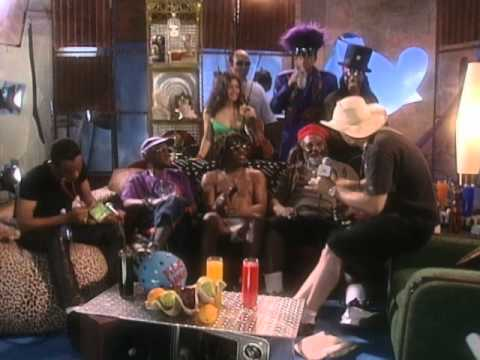 George Clinton & the P-Funk All-Stars - Interview - 7/24/1999 - Woodstock 99 East Stage (Official)