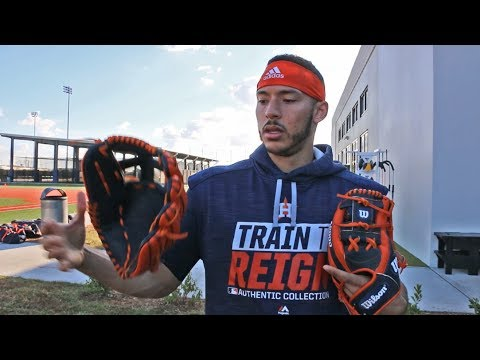 Carlos Correa Makes it Look Good On and Off the Field