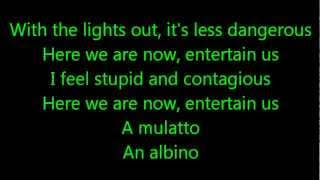 Nirvana - Smells Like Teen Spirit (lyrics)