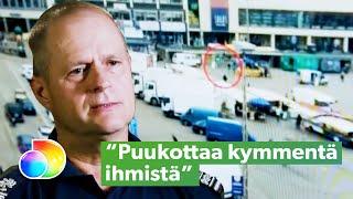 Rikoksen Anatomia | 5 karmivinta suomalaista rikospaikkaa | Dplay.fi