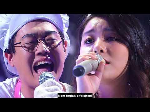 Ailee Ft Sung Han-Joon I Will Go To You Like The First Snow Hun Sub/Magyar Felirattal/Rom