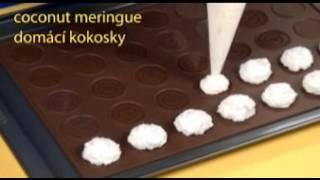 Форма для макарун Delicia Silicone