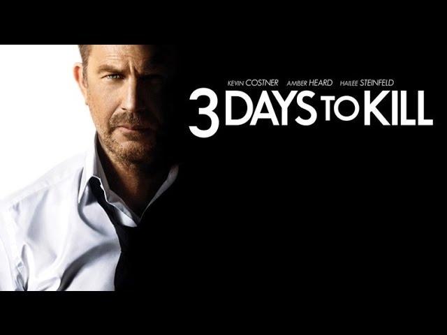 3 Days to Kill - Trailer italiano ufficiale [HD]